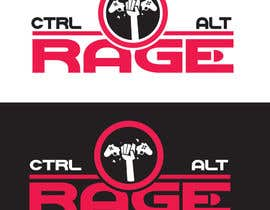 nº 34 pour Graphic Design for CtrlAltRage par jayteebee