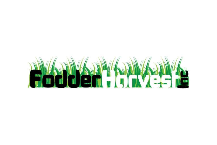 Penyertaan Peraduan #                                        13                                      untuk                                         Design a Logo for Fodder Harvest, Inc. - repost