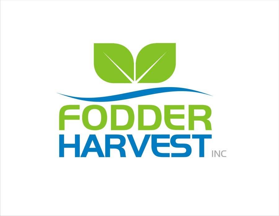 Penyertaan Peraduan #                                        26                                      untuk                                         Design a Logo for Fodder Harvest, Inc. - repost