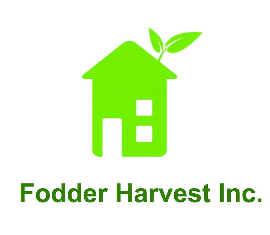 Penyertaan Peraduan #                                        9                                      untuk                                         Design a Logo for Fodder Harvest, Inc. - repost