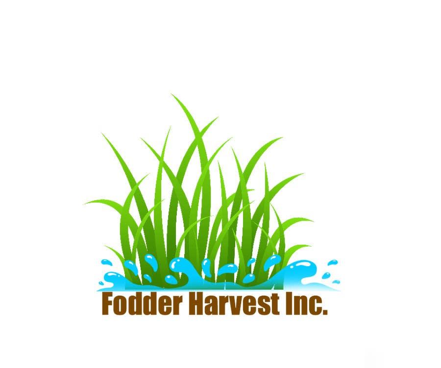 Penyertaan Peraduan #                                        5                                      untuk                                         Design a Logo for Fodder Harvest, Inc. - repost