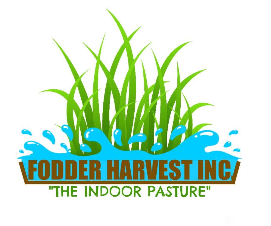 Penyertaan Peraduan #                                        28                                      untuk                                         Design a Logo for Fodder Harvest, Inc. - repost