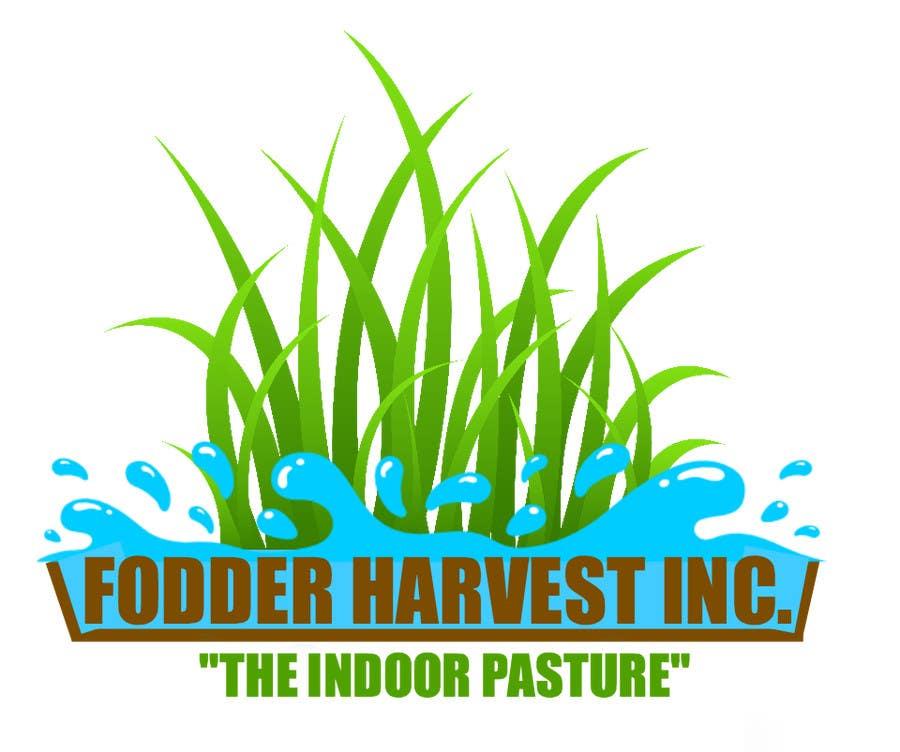 Penyertaan Peraduan #                                        31                                      untuk                                         Design a Logo for Fodder Harvest, Inc. - repost