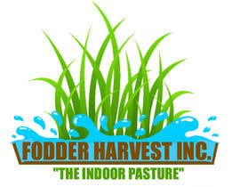 #31 for Design a Logo for Fodder Harvest, Inc. - repost af MarianaR4