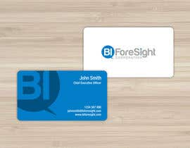 #33 for Develop a Corporate Identity for BIForeSight Corporation by rogerweikers