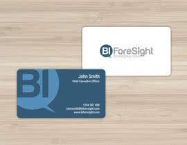 #36 for Develop a Corporate Identity for BIForeSight Corporation by rogerweikers