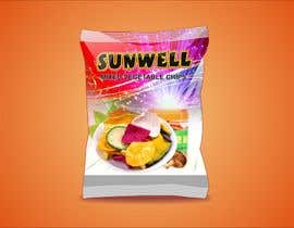 "dulhanindi tarafından Create Print and Packaging Designs for Health snack ""Veggie and Fruit chip "" için no 6"