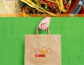 Nro 78 kilpailuun I need someone to make a logo for my taco shop käyttäjältä mesamali