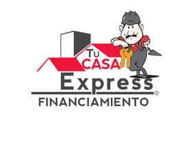 Nro 39 kilpailuun Re-Design LOGO and MASCOT for Tu Casa Express käyttäjältä stajera