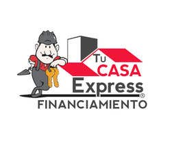Nro 40 kilpailuun Re-Design LOGO and MASCOT for Tu Casa Express käyttäjältä stajera