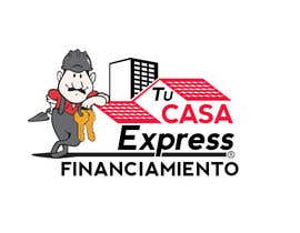 Nro 43 kilpailuun Re-Design LOGO and MASCOT for Tu Casa Express käyttäjältä stajera