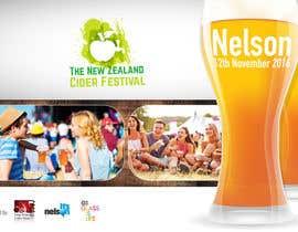 amrelassalart tarafından New Zealand Cider Festival Banner için no 27