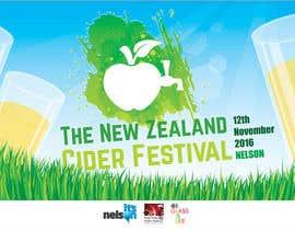 kngoenprayoon tarafından New Zealand Cider Festival Banner için no 10