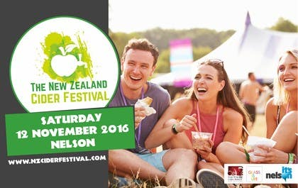 MultiKulti tarafından New Zealand Cider Festival Banner için no 7
