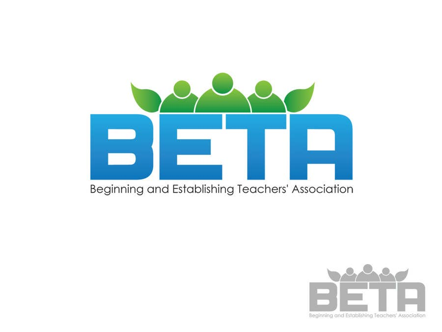 Конкурсная заявка №434 для Logo Design for BETA - Beginning and Establishing Teachers' Association