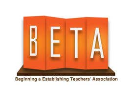 #41 cho Logo Design for BETA - Beginning and Establishing Teachers' Association bởi SaraDesigns