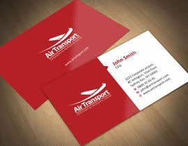 #3 for Design Stationery for Air Transport af ezesol