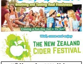 #15 for A3 Poster for The New Zealand Cider Festival by dmcyster