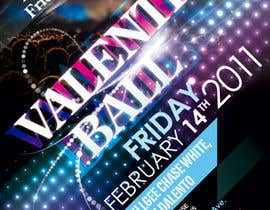 #2 cho Design 2 Flyers for 2 CLASSY LOUNGE PARTY bởi Ravenstar66