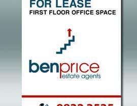 Nro 11 kilpailuun Design a for lease sign käyttäjältä DungDG