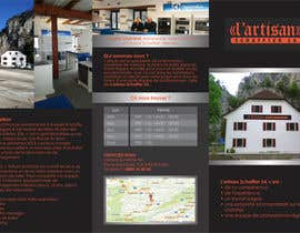 #21 for Design a Brochure for my company to describe our services by barinix