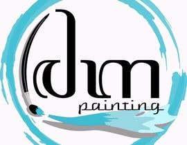 Nro 8 kilpailuun DM Painting Logo 1 -- 2 käyttäjältä Abimanyu2405