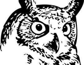 #45 para Draw me an OWL to use as a logo por LivioDR