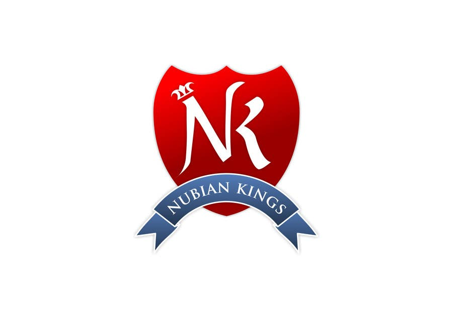 "Proposition n°2 du concours Design a Logo for ""Nubian Kings"" Strategy Card Game"