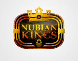 "nº 12 pour Design a Logo for ""Nubian Kings"" Strategy Card Game par BrainJR"
