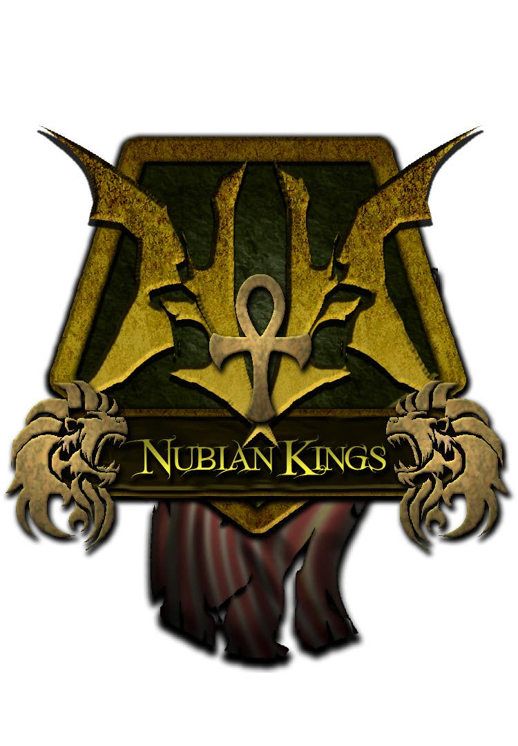 "#14 for Design a Logo for ""Nubian Kings"" Strategy Card Game by johnnymakesmetal"