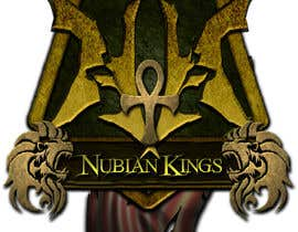 "nº 14 pour Design a Logo for ""Nubian Kings"" Strategy Card Game par johnnymakesmetal"