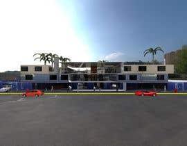 Nro 42 kilpailuun Design container office park käyttäjältä esiccaa