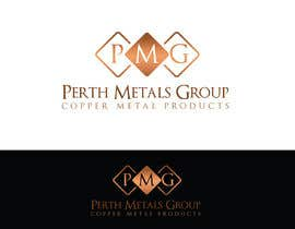 #40 for Design a Logo for Perth Metals Group af alexandracol
