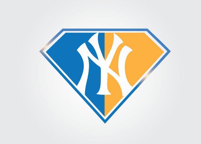 Konkurrenceindlæg #55 for Design a Logo for NYY