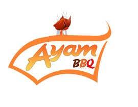 """nº 126 pour """"Ayam BBQ"""" Logo Design par dipakart"""
