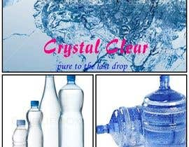 #32 para We need a Brand-name and a Logo for a Swedish Natural Mineral Special Drinking Water Company por moizaloya