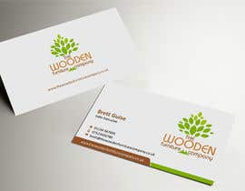 #3 for Design some Stationery for The Wooden Furniture Company by ezesol