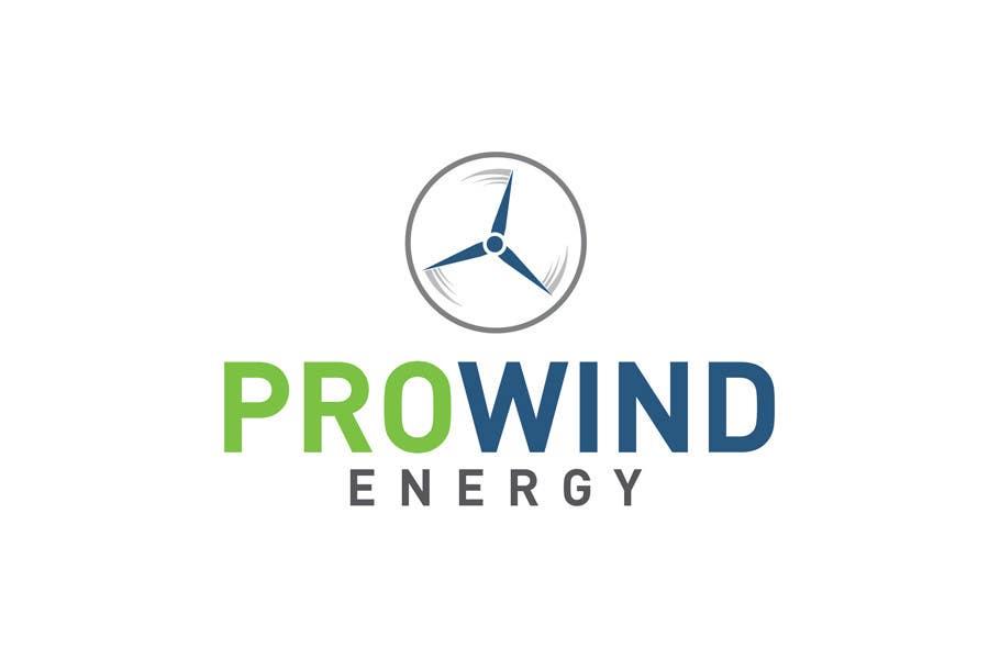 Inscrição nº 427 do Concurso para Logo Design for www.prowindenergy.com