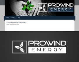 #245 for Logo Design for www.prowindenergy.com af kiki2002ro