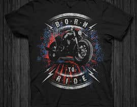 whyball tarafından AMAZING Tshirt Art Needed for Motorcycle Apparel Company için no 92