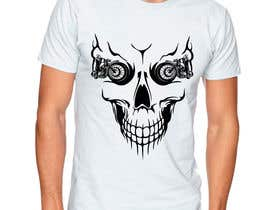 lucianoluci657 tarafından AMAZING Tshirt Art Needed for Motorcycle Apparel Company için no 7