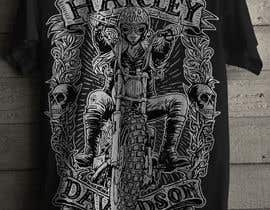 sawokecik28 tarafından AMAZING Tshirt Art Needed for Motorcycle Apparel Company için no 86