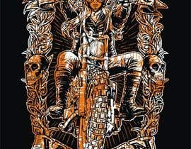 sawokecik28 tarafından AMAZING Tshirt Art Needed for Motorcycle Apparel Company için no 113
