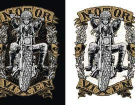 sawokecik28 tarafından AMAZING Tshirt Art Needed for Motorcycle Apparel Company için no 136