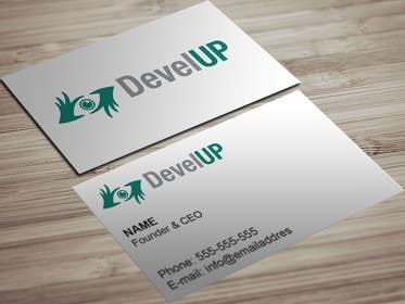 RoyalGraficKing tarafından Design my Logo and Business Card için no 165