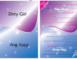 #11 for Design a Flyer for Tidy and Shiny (cleaning company) af TheDesignA