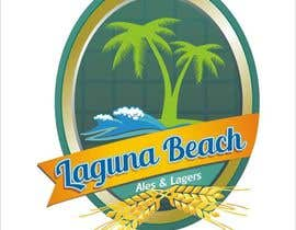 #36 para Design a Logo for Laguna Beach Ales & Lagers por graphicsca82