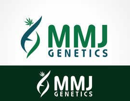 ulogo tarafından Graphic Design Logo for MMJ Genetics and mmjgenetics.com için no 37