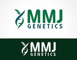 #52 для Graphic Design Logo for MMJ Genetics and mmjgenetics.com от ulogo