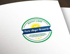 Nro 18 kilpailuun Design logo for Brasilian Restaurant käyttäjältä DTdesigns